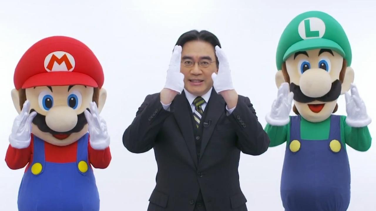 Mengenal Satoru Iwata 2
